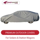 Outdoor Car Covers - Sedans and Station Wagons