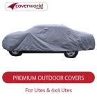 Outdoor Car Covers - Utes and 4X4 Utes