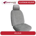 Mitsubishi ASX Velour Seat Covers - XC - All Badges - Nov 2016 to Current
