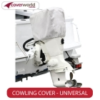 boat engine cowling cover
