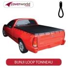 Ford Falcon AU - BA - BF - Tonneau Cover - Bunji - New Installation