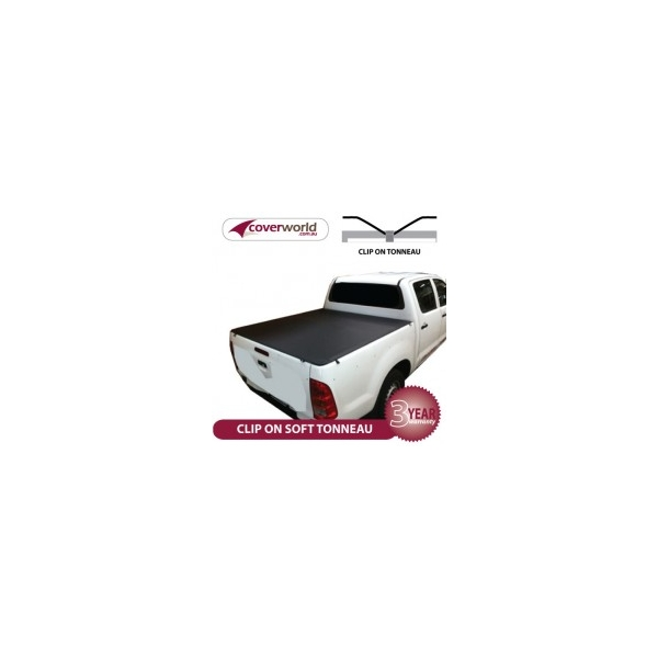 hilux sr5 a deck dual cab without sports bars & headboard