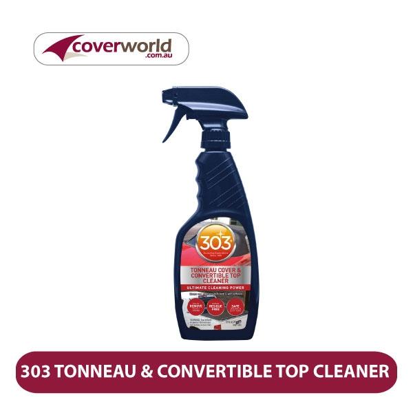 303 Tonneau Cover & Convertible Top Cleaner (473mL)