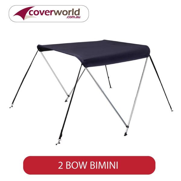 2 bow aluminium bimini covers online