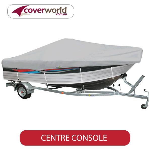 centre console boat covers
