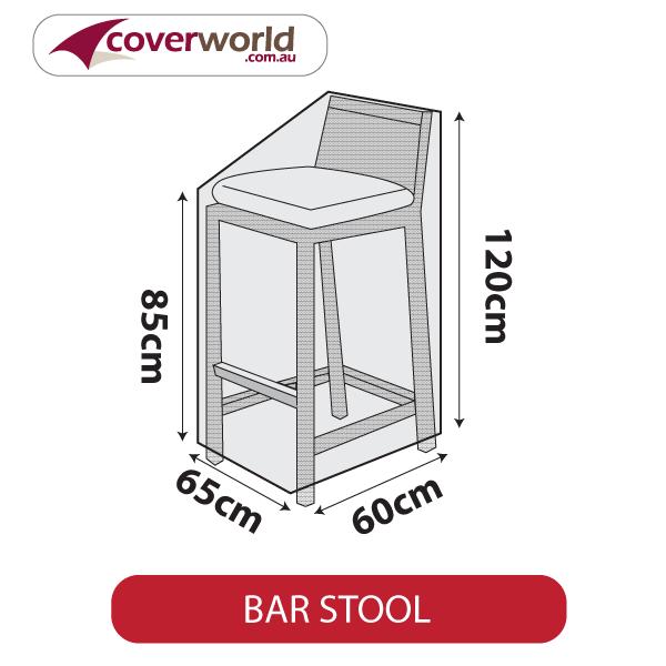 Bar Stool Cover