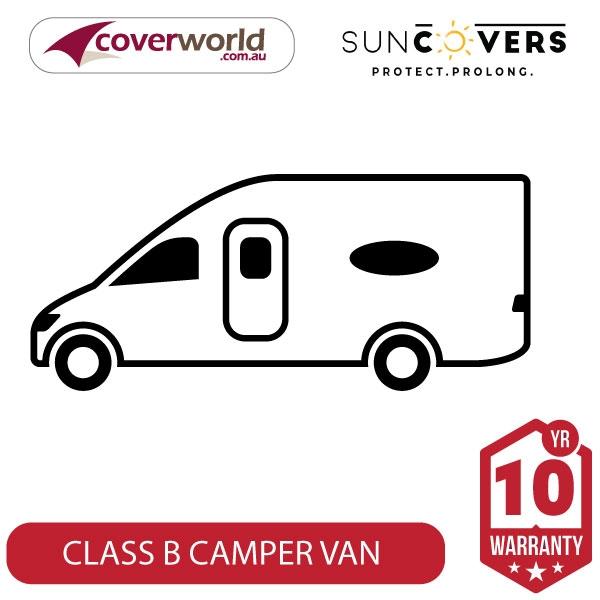 Camper Van - Class B Van Suncover