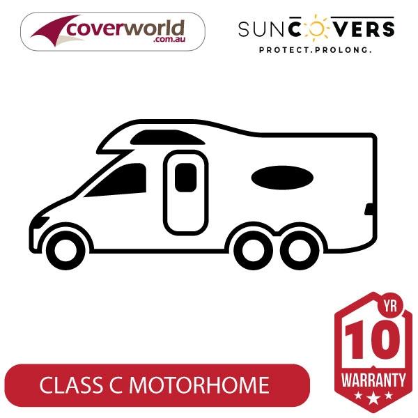 Class C Motorhome Suncover