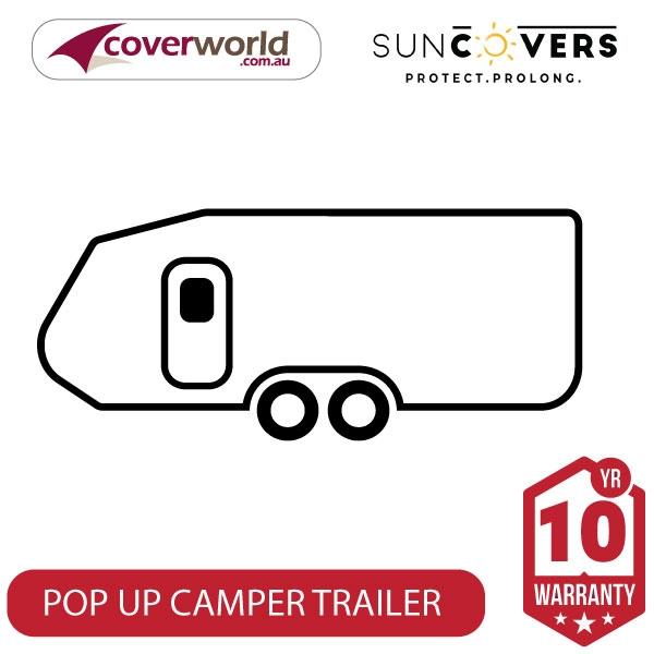 pop up camper suncover