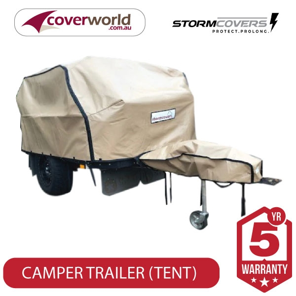 Fold Out Camper SunCover
