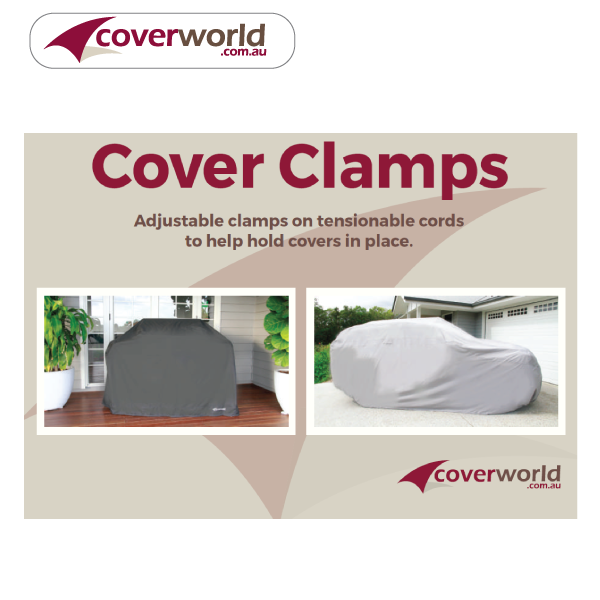 Cover Clamps (Pack of 2)