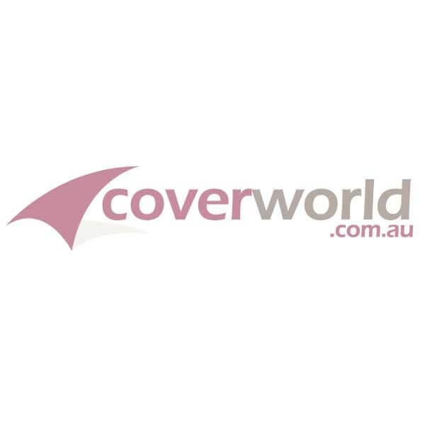 Modular Sofa Section Cover - Length 250cm - No Left Armrest