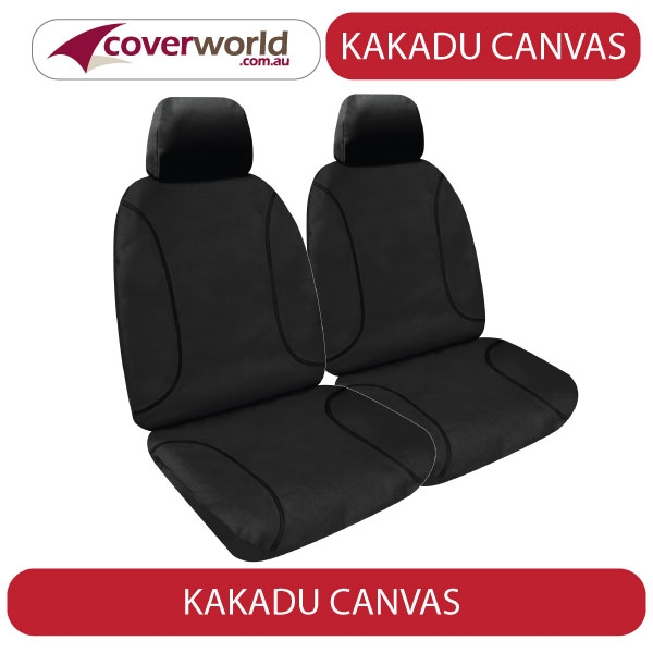 Seat Covers Golf - Alltrack - Comfortline - Trendline - Wagon - Dec 2017 to Current- Canvas