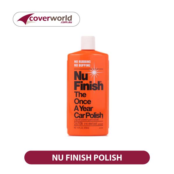 Nu Finish Liquid Polish (473ml)