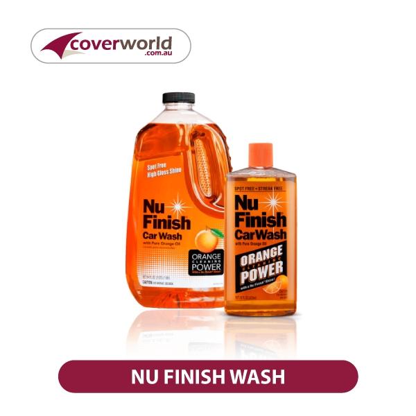 Nu Finish Car Wash (473ml)