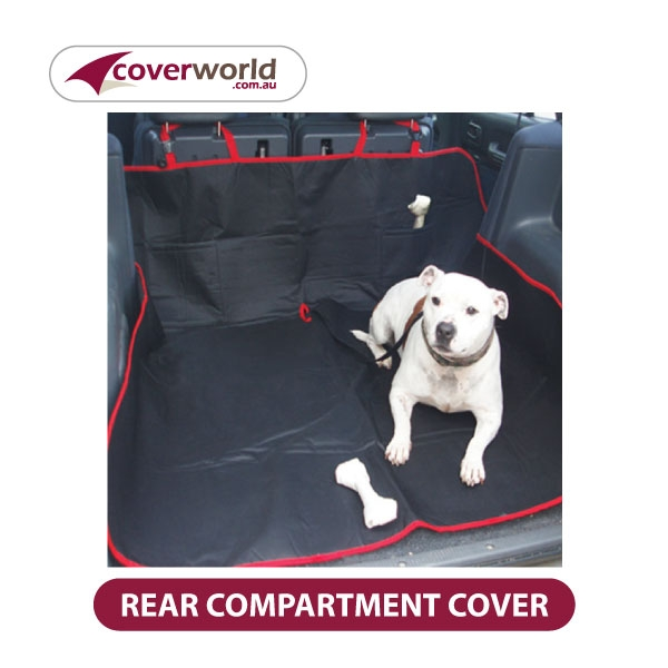 Pet Rear Compartment Cover for Wagon