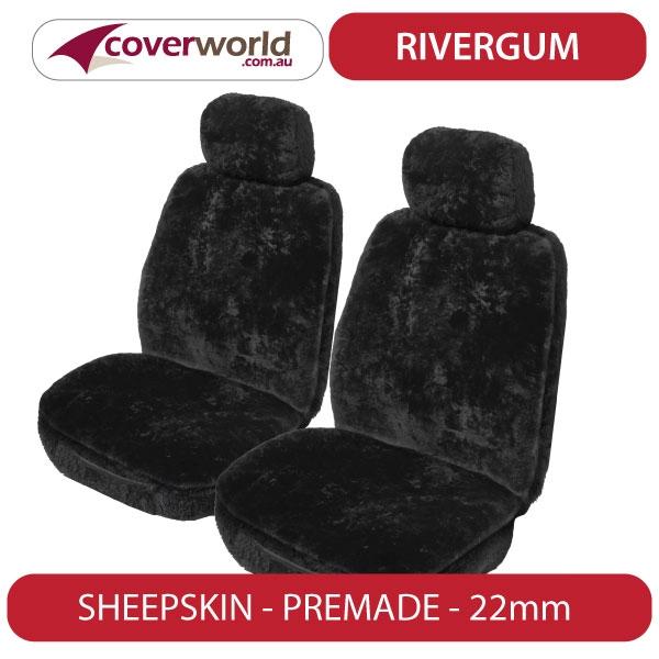 hilux ute sheepskin seat covers