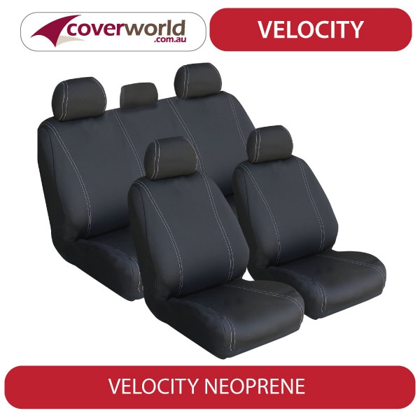 Toyota Hilux - SR and SR5 - Velocity Neoprene - July 2015 to Current
