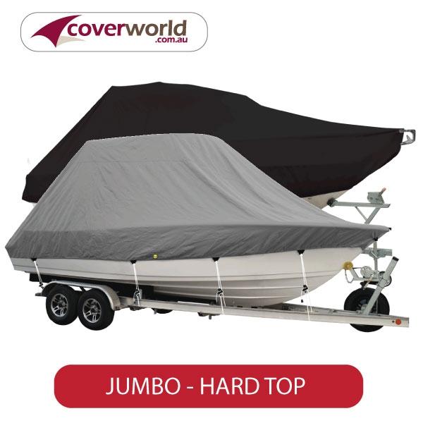 hard top jumbo boat cover