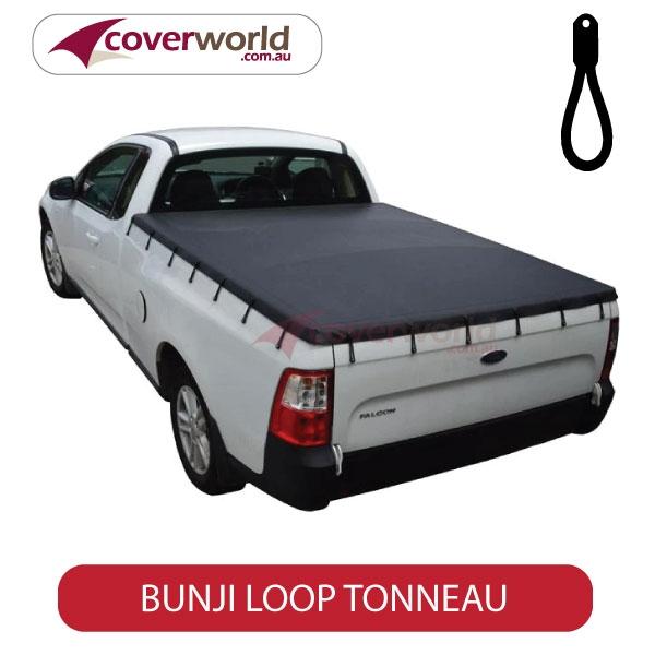 Ford Falcon FG and FGX Tonneau Cover - Bunji - New Installation