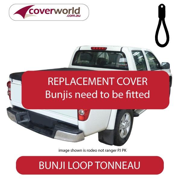 Ford Ranger Tonneau Cover Double Cab - Replacement Bunji