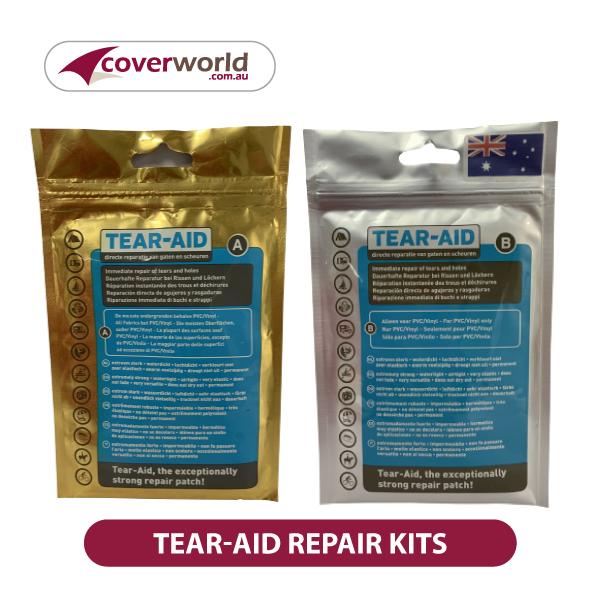 Tear-Aid Repair Kits - Type A or Type B