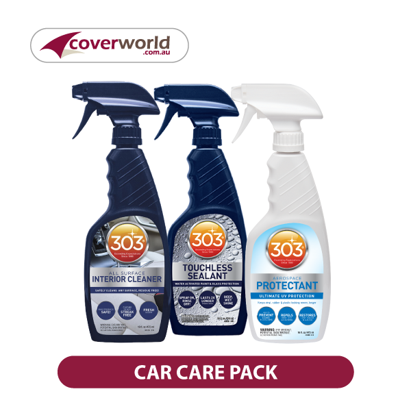 Value Care Pack for Cars & RVs