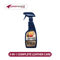 303 Leather 3-in-1 Complete Care (473ml)