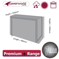 Rectangle Bar Table Cover - 90cm