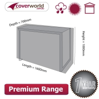 Rectangle Bar Table Cover - 160cm