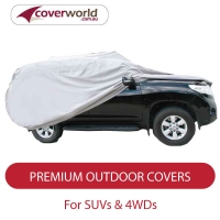 Outdoor Car Covers - SUV and 4X4
