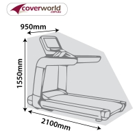Treadmill Cover Large 210cm