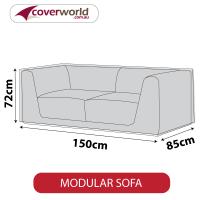 Modular Sofa Cover - 150cm Length