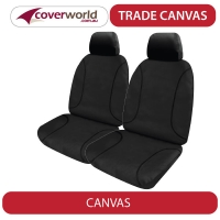 Seat Covers DMAX - LS - LS-U - LS-M - 05/2012 to 06/2020 - Trade Canvas