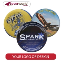 Custom Print Spare Tyre Cover
