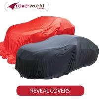 Car Reveal Cover - Showroom Reveal