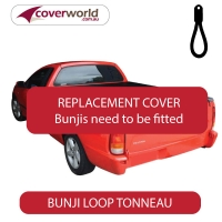 Ford Falcon AU - BA - BF - Tonneau Cover - Bunji - Replacement