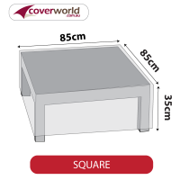 Small Square Cover - 85cm