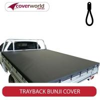 Custom Trayback Dropside Tonneau Bunji Style