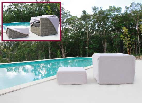 Modular Chair Covers by Coverworld.com.au