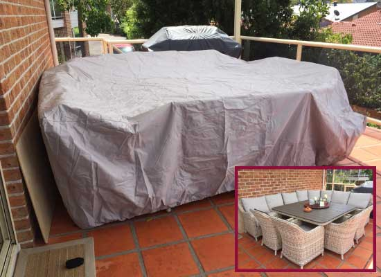 Rectangle Table Covers by Coverworld