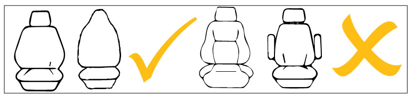 universal fit seat covers